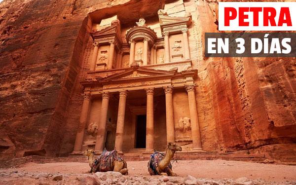 Petra în 3 zile Întâlnește Jordan Wonder în doar 3 zile.