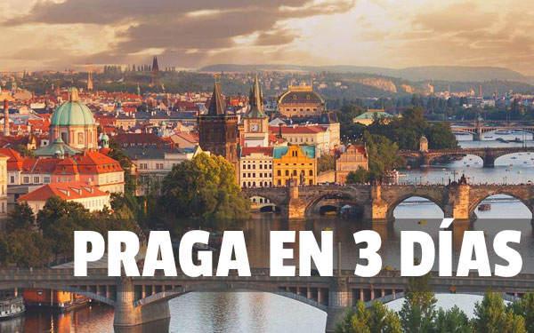 Praga în 3 zile GHID COMPLET al Praga pentru o călătorie de 3 zile