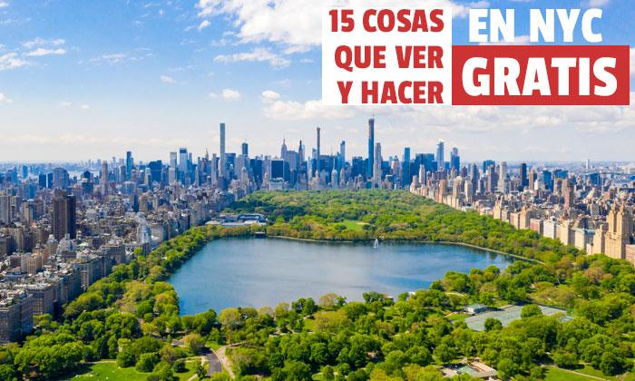 Ce să vezi în New York Free? 15 lucruri uimitoare de făcut în New York!