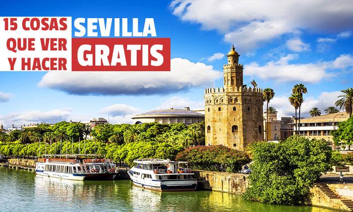6 Lucruri esențiale de făcut în Sevilla Gratuit Nu le pierdeți!