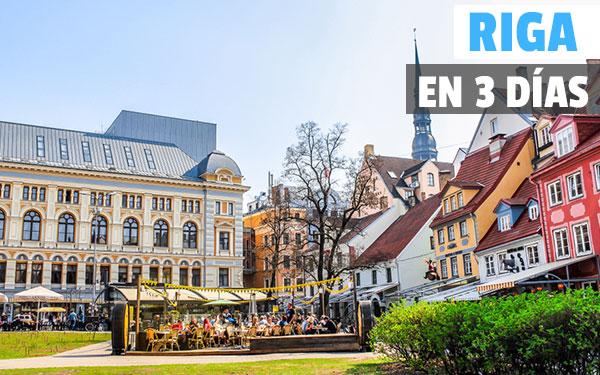 3 gün içinde Rigada ne görmeli? Üç günlük bir kaçamakta Riga ile tanışın