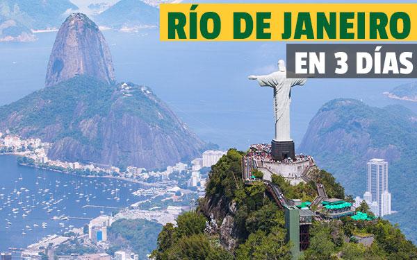 Rio de Janeiro în 3 zile