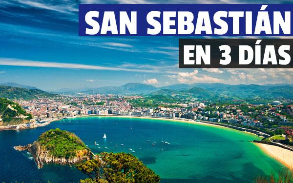 San Sebastián 3 gün içinde Ücretsiz Tur Ücretsiz Hafta Sonu Rehberi