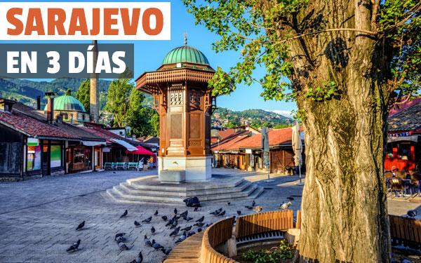 3 gün içinde Saraybosnada ne görülecek?