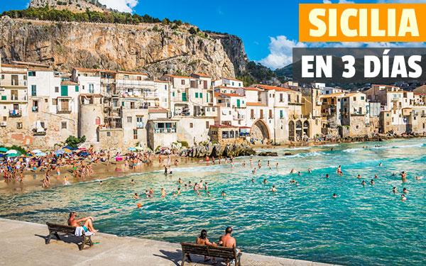 Sicilia în 3 zile Ghid turistic complet Cunoașteți Sicilia în trei zile!