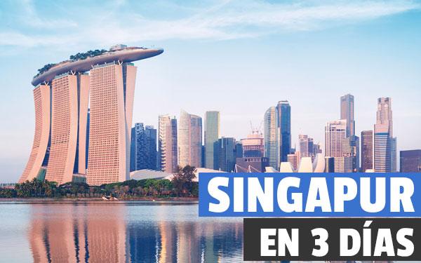 Singapore på 3 dagar Guide med allt för att se Singapore på tre dagar