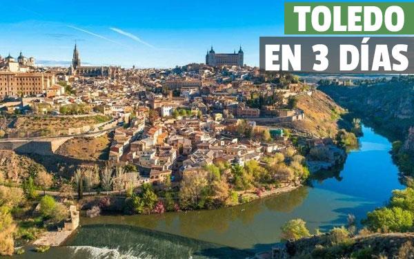 Toledo în 3 zile Ce să vezi în Toledo în trei zile? Include TURA GRATUITĂ