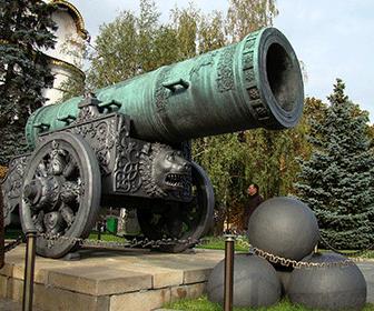 tsar-cannon-177846_1920