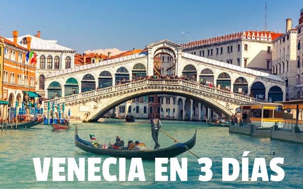 Βενετία σε 3 ημέρες Βενετία με τον οδηγό μας. Ιδανικό για getaways